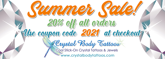 Summer Sale - Take 20% off - Use coupon code 2021 at checkout