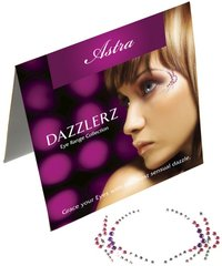 Astra Self Adhesive Stick-on Rhinestone Eye Jewelry